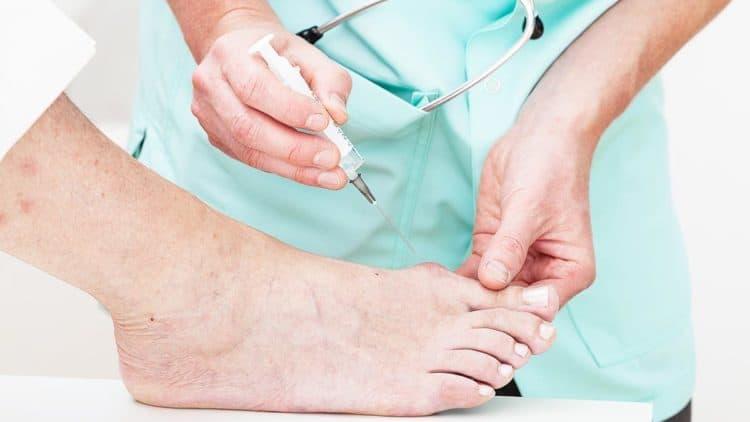 Consulta do Pé Diabético - Clínica Médica do Porto