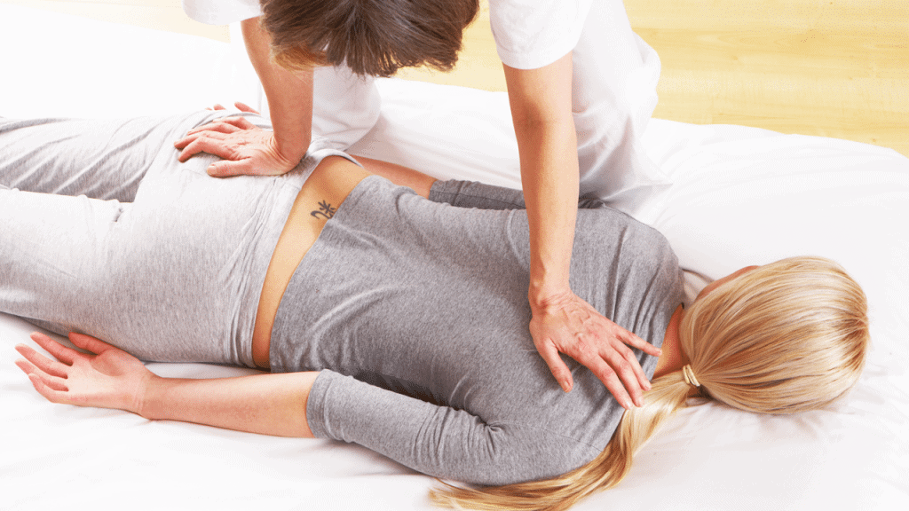Massagem Shiatsu - Clínica Médica do Porto